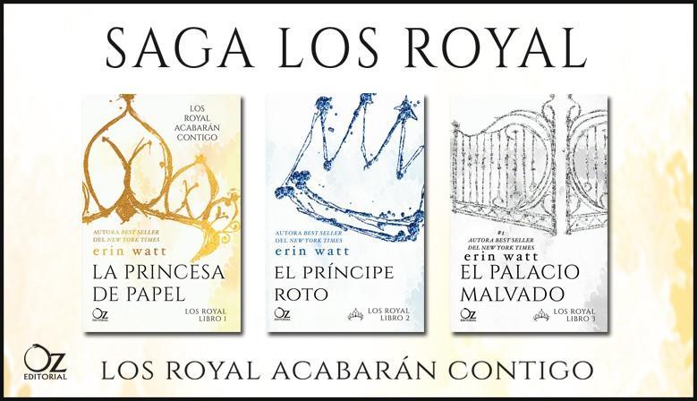 Saga los Royal