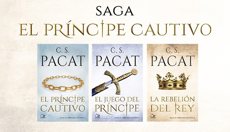Saga El príncipe cautivo